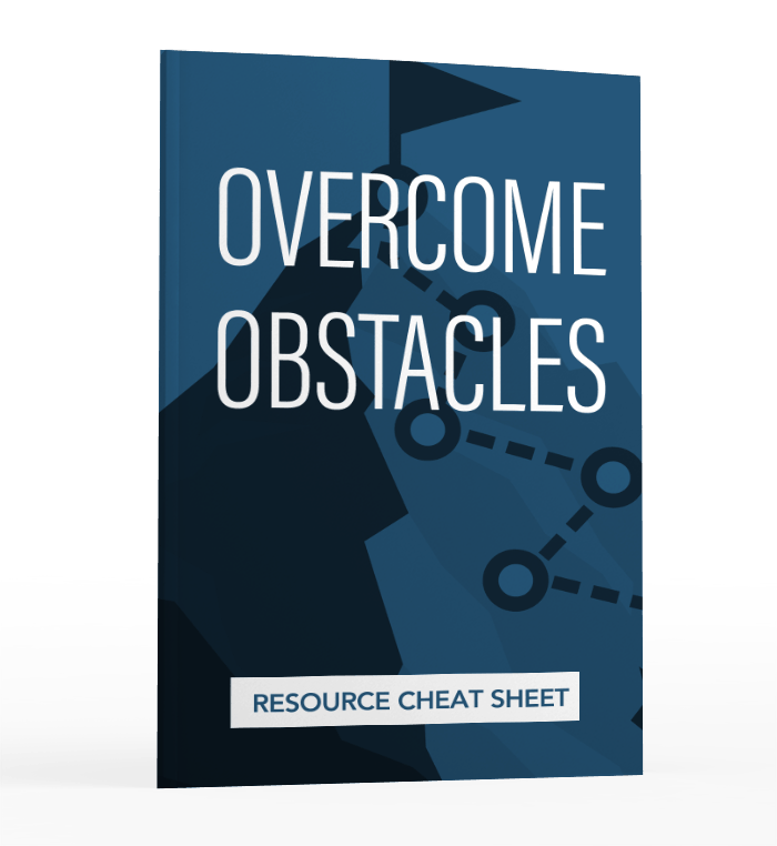 Overcome Obstacles Resource