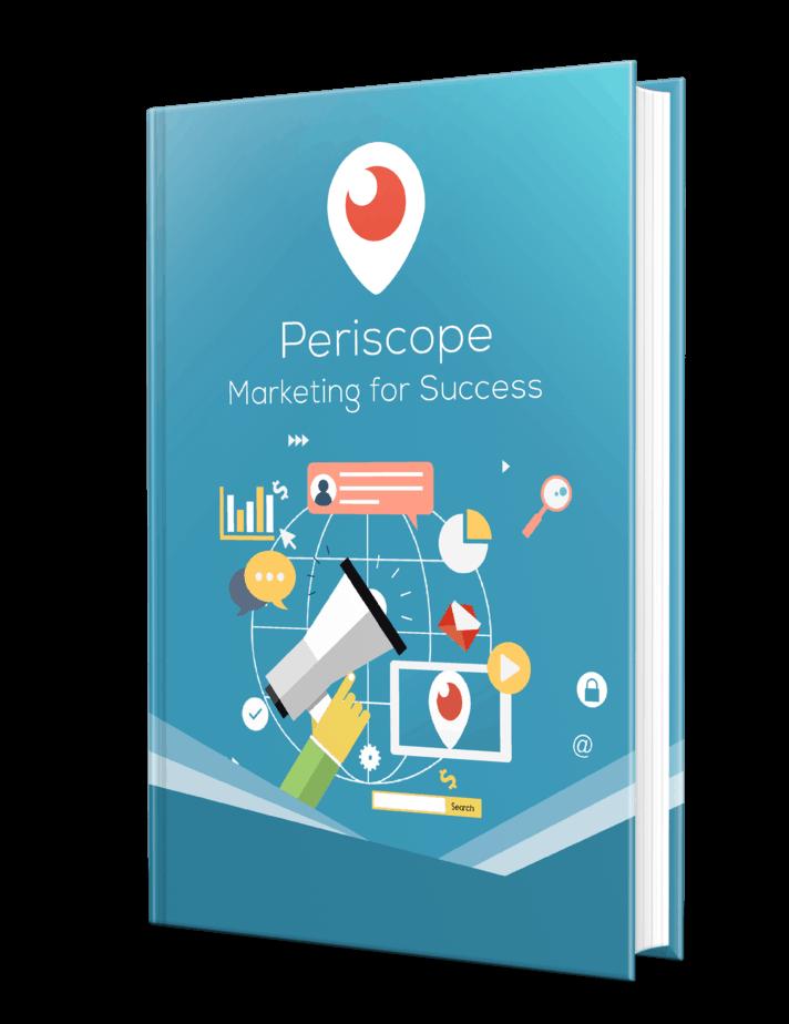 Periscope Marketing for Success PLR eBook Resell PLR