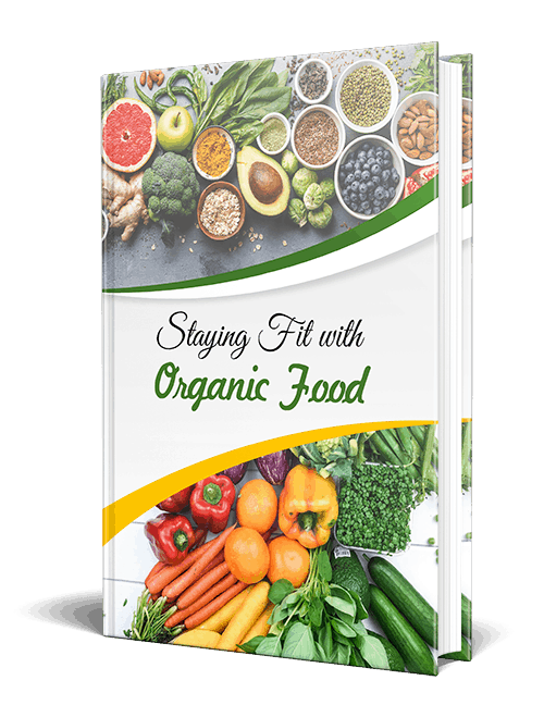 Staying Fit with Organic Food PLR eBook Resell PLR