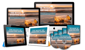 The Magic of Starting Over Upsell Bundle