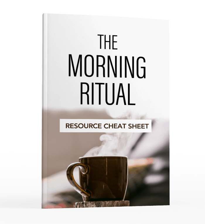 The Morning Ritual Resource