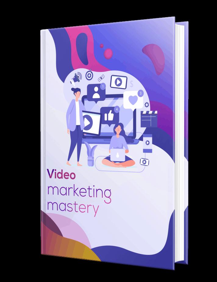 Video Marketing Mastery PLR eBook Resell PLR