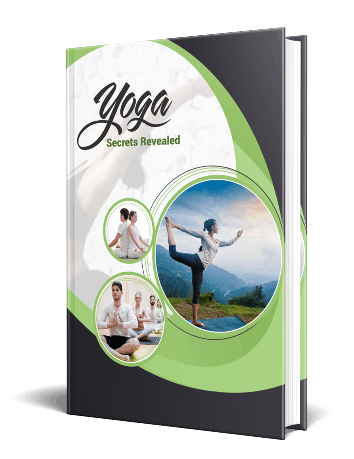 Yoga Secrets Revealed PLR eBook Resell PLR