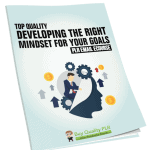 5 Top Quality Developing the Right Mindset for Your Goals PLR Emails