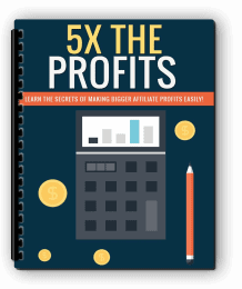 5X The Profits PLR Lead Magnet Kit eCover
