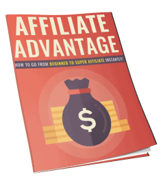 Affiliate Advantage PLR Lead Magnet Kit Ecover