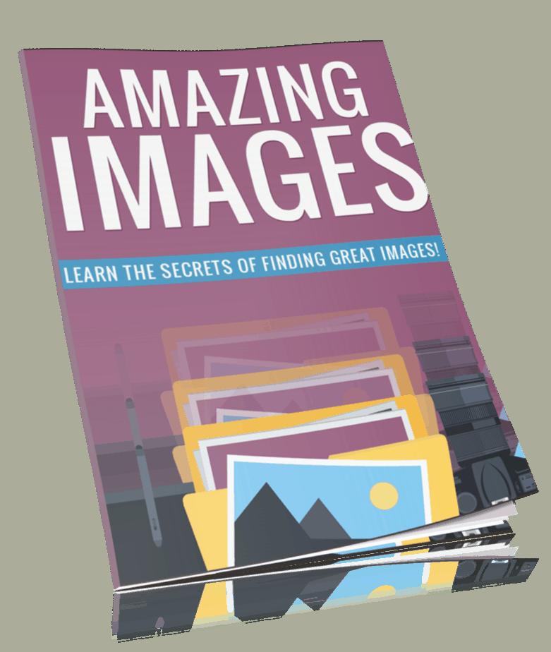 Amazing Images PLR Lead Magnet Kit eCover