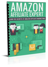 Amazon Affiliate Expert PLR Lead Magnet Kit eCover