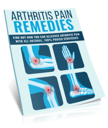 Arthritis Pain Relief PLR Lead Magnet Kit eCover