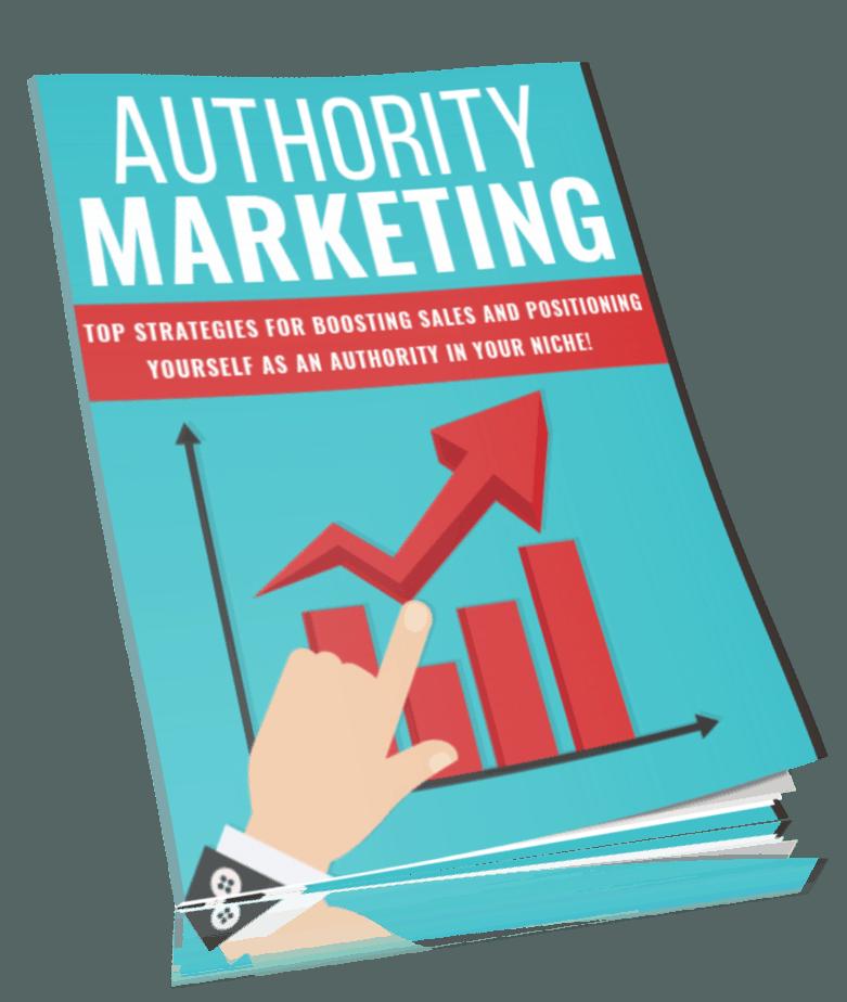 Authority Marketing PLR Lead Magnet Kit eCover