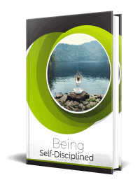Being Self Disciplined PLR eBook Resell PLR