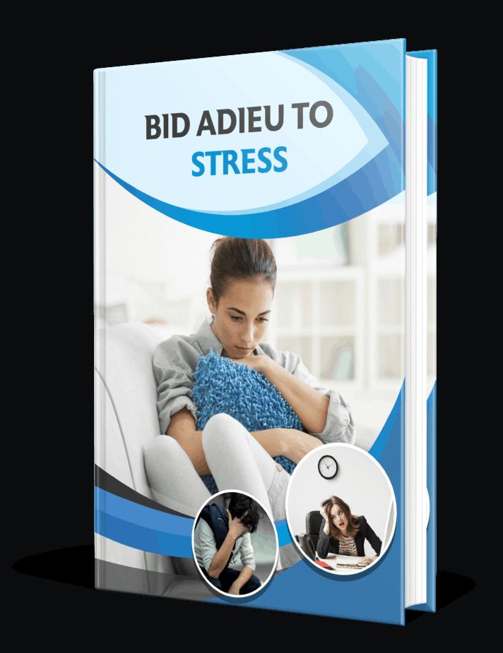 Bid Adieu to Stress PLR eBook Resell PLR