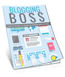 Blogging Boss PLR Lead Magnet Kit eCover
