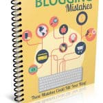 Blogging Mistakes PLR Lead Magnet Kit