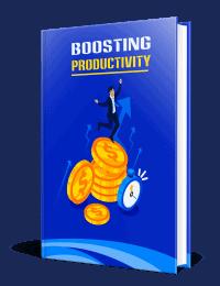 Boosting Productivity PLR eBook Resell PLR