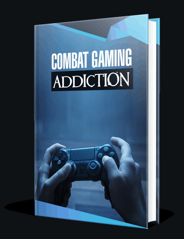 Combat Gaming Addiction PLR eBook Resell PLR