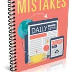 Content Curation Mistakes PLR Lead Magnet Kit eCover