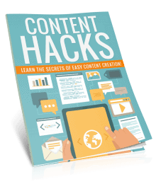 Content Hacks PLR Lead Magnet Kit eCover