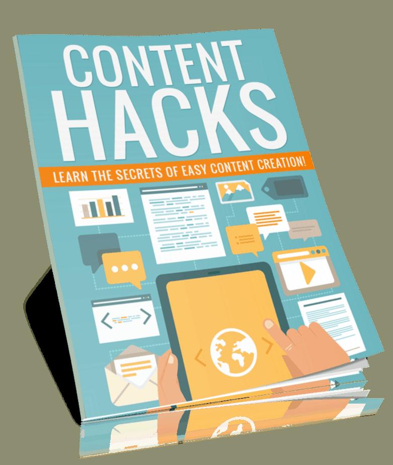 Content Hacks PLR Lead Magnet Kit eCover