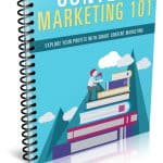 Content Marketing 101 PLR Lead Magnet Report eCover