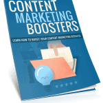 Content Marketing Boosters PLR Lead Magnet Kit