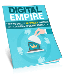 Digital Empire PLR eCover