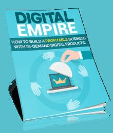 Digital Empire PLR eCover
