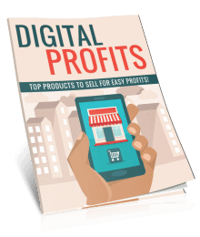 Digital Profits PLR Report eCover