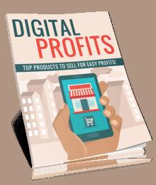 Digital Profits PLR Report eCover