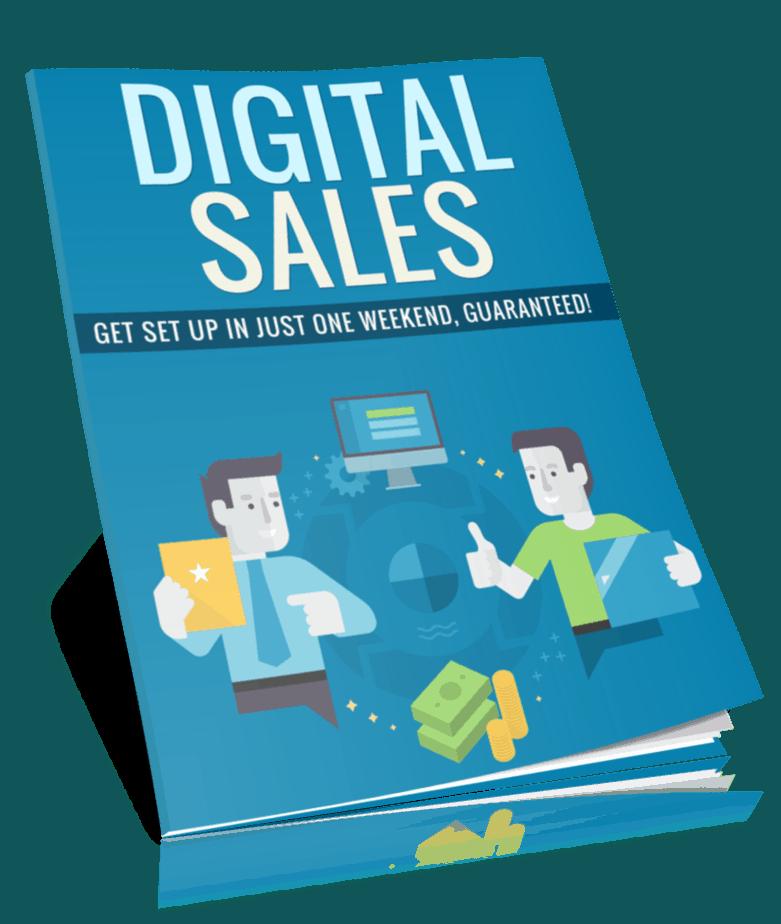 Digital Sales PLR eCover