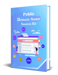 Domain Name Success Kit PLR eBook Resell PLR