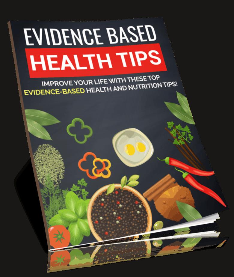Evidence Based Health Tips PLR Report eCover