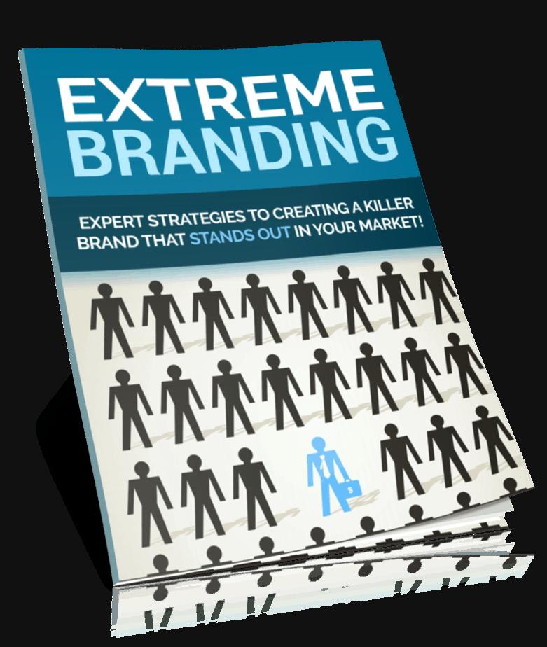 Extreme Branding PLR Report eCover