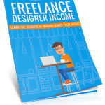 Freelance Designer Income PLR Lead Magnet Kit