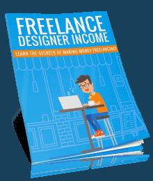 Freelance Designer Income PLR Report eCover