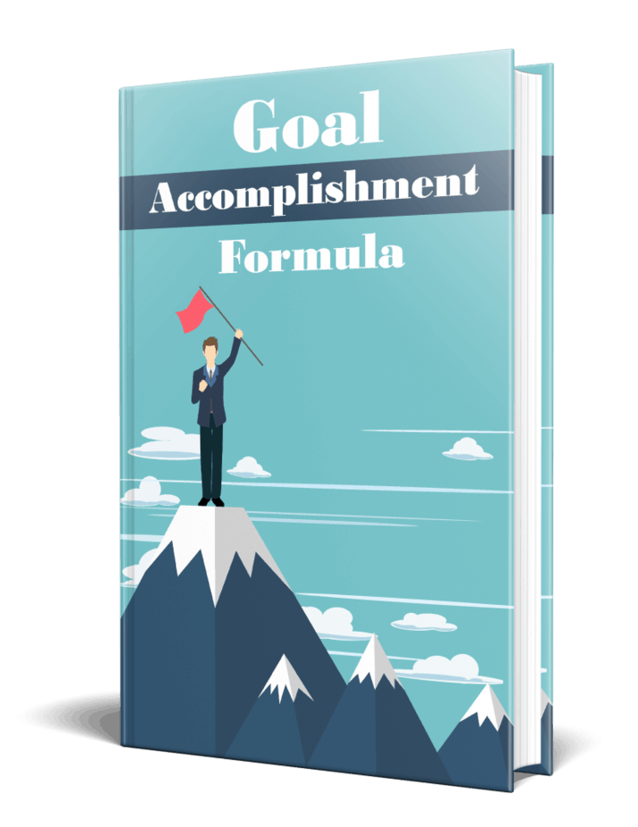 Goal Accomplishment Formula PLR eBook Resell PLR