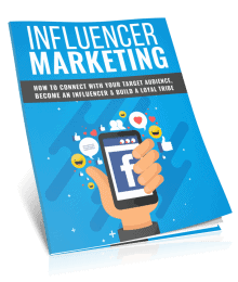 Influencer Marketing PLR Report eCover