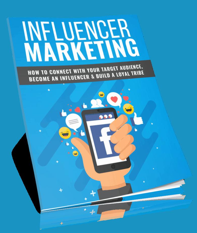 Influencer Marketing PLR Report eCover