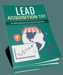 Lead Acquisition 101 PLR Report eCover
