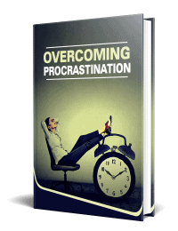 Overcoming Procrastination PLR eBook Resell PLR