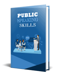 Public Speaking Skills PLR eBook Resell PLR