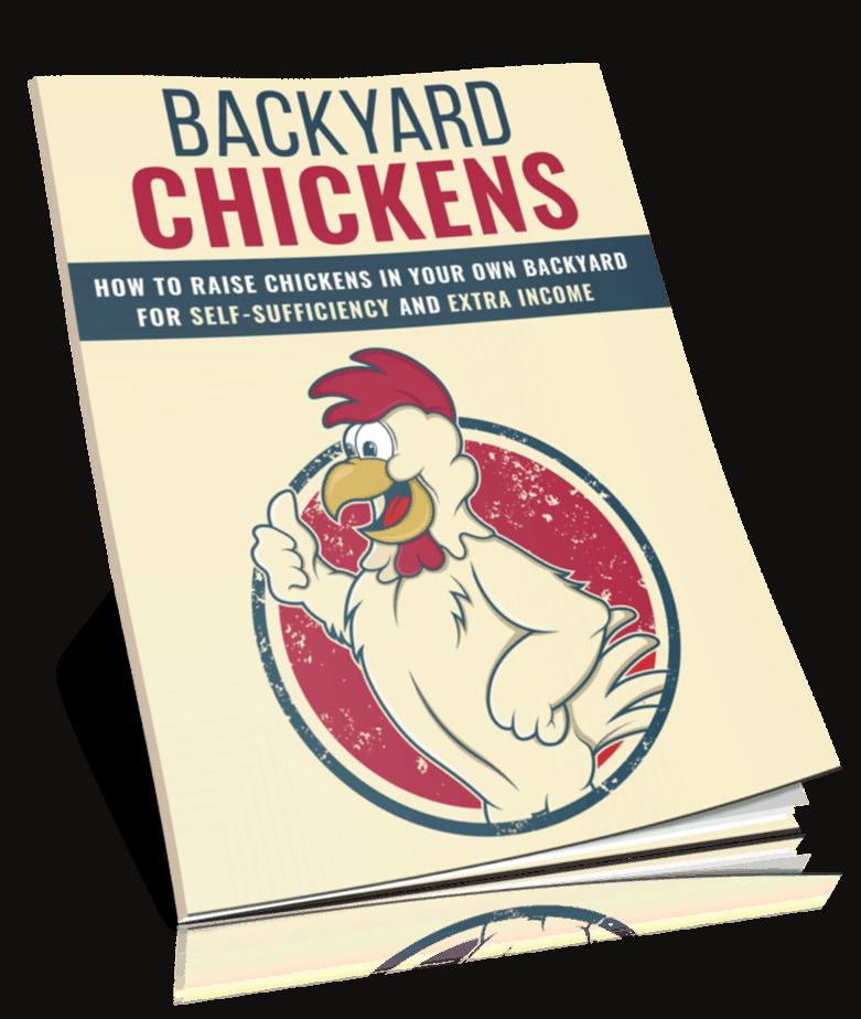 Raising Chickens PLR Report eCover