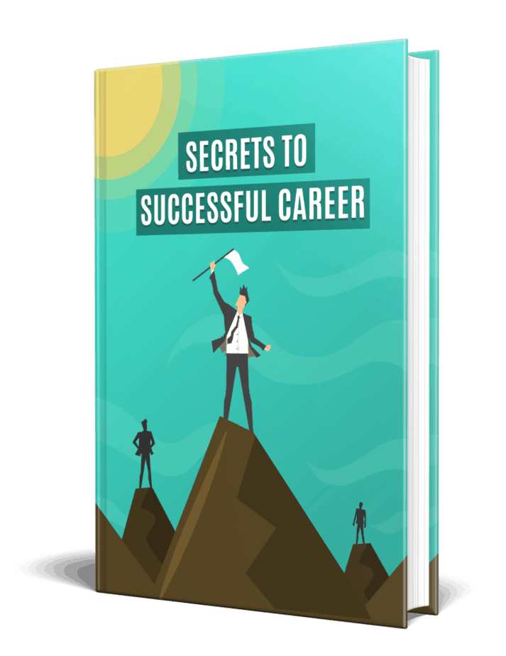 Secrets to Successful Career PLR eBook Resell PLR