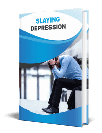 Slaying Depression PLR eBook Resell PLR