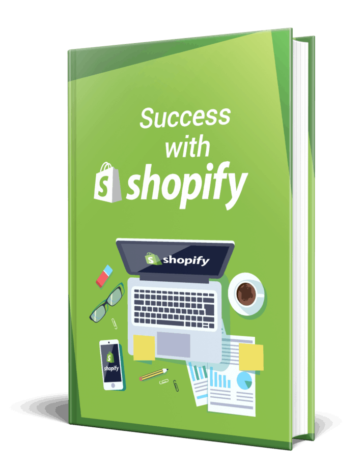 Success with Shopify PLR eBook Resell PLR