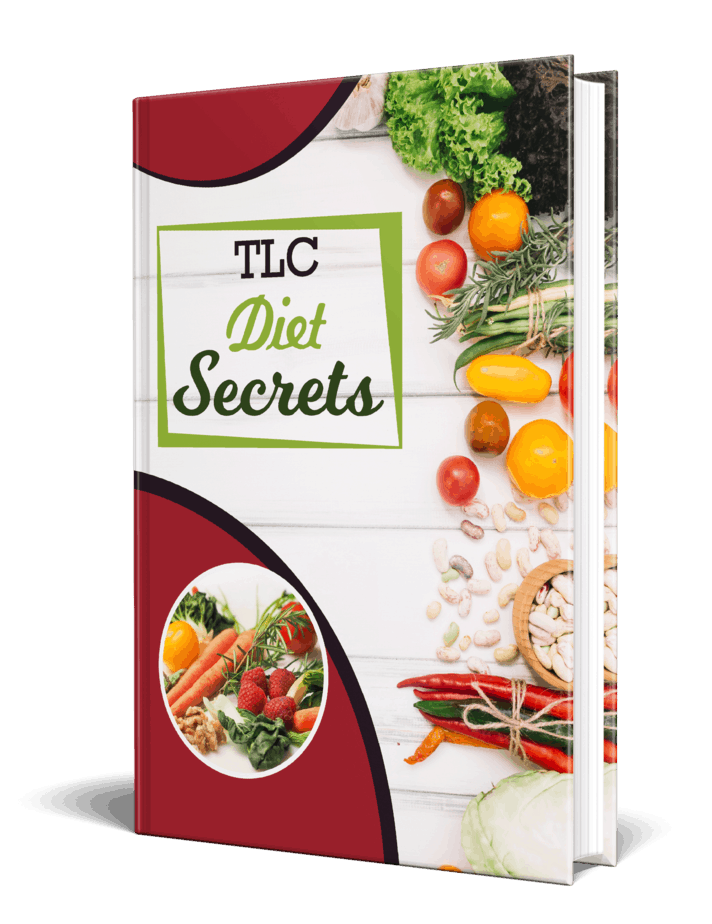 TLC Diet Secrets PLR eBook Resell PLR