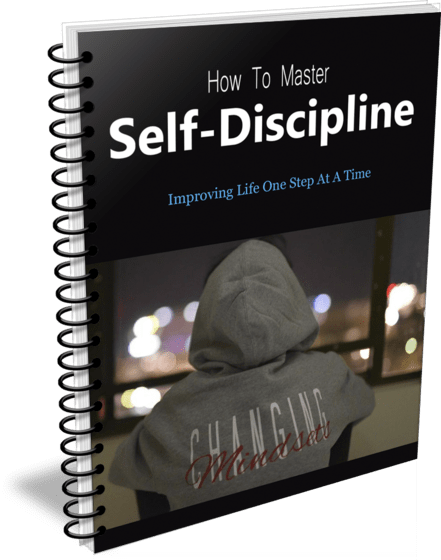 Top Quality How to Master Self Discipline PLR Report
