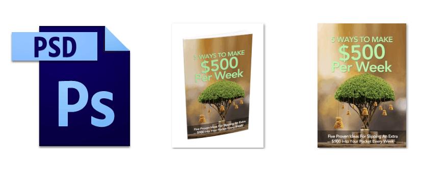 5 Ways To Make 500 Per Week Graphics