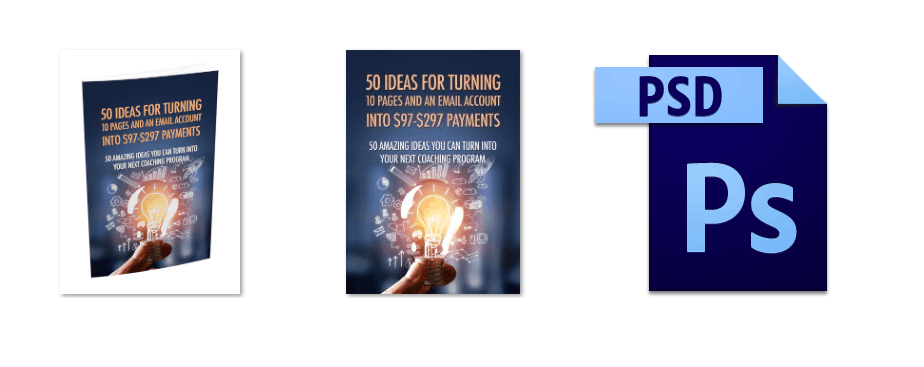 50 Ideas For Turning 10 Pages And An Email Account Into Profits Graphics