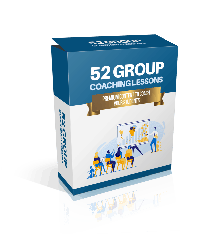 52 Group Coaching Lessons